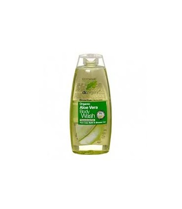 GEL DUCHA ALOE 250ml. dr.organic
