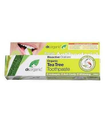 DENTIFRICO ARBOL TE 100ml. dr.organic