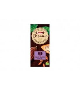CHOCOLATE 90% CACAO 100gr. torras