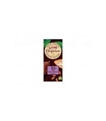 CHOCOLATE 90% CACAO 100gr. torras