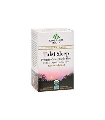 TULSI SLEEP 18bolsitas organic india
