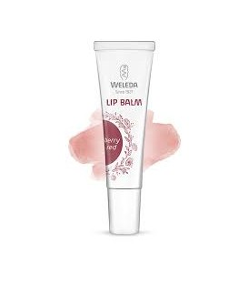 LIP BALM COLOR BERRY RED 10ml. weleda