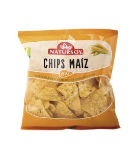 CHIPS NATURAL 75gr. natursoy