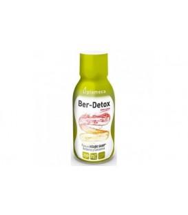 BER-DETOX (depurativo) 250ml plameca
