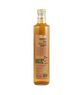 VINAGRE MANZANA c/MADRE 0.500 ml biogled