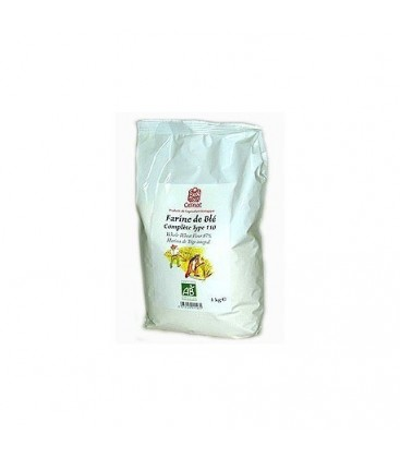 HARINA TRIGO INTEGRAL TIPO 110 1kg. celnat