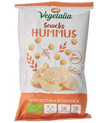 SNACKS HUMMUS S/GLUTEN 45gr. vegetalia