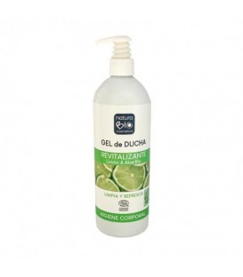 GEL DUCHA REVITALIZANTE LIMON/ALOE 740ml. natura