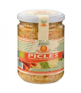 PICLE VARIADA 320gr. vegetalia
