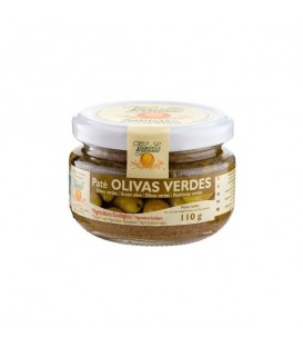 PATE OLIVAS VERDES 110gr. vegetalia