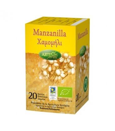MANZANILLA 20ud. artemis