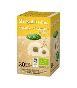MANZANILLA ANIS 20ud. artemis