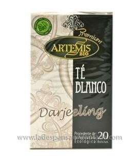 TE BLANCO DARJEELING 20ud. artemis