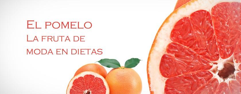 El pomelo, la fruta de moda en dietas