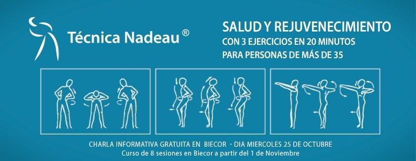 La Técnica Nadeau SALUD Y REJUVENECIMIENTO