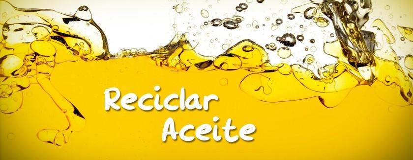 Reciclar Aceite