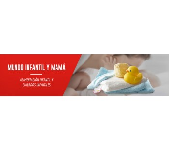 MUNDO INFANTIL y MAMA