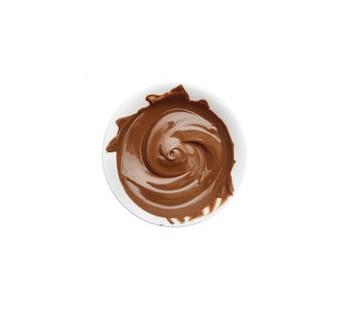 cremas chocolate y algarroba untar