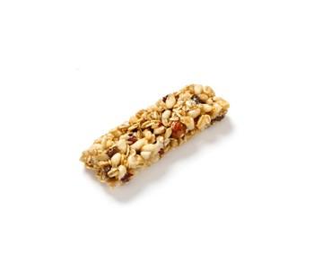 barritas energéticas y snacks dulces