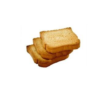 biscotes tostadas de pan